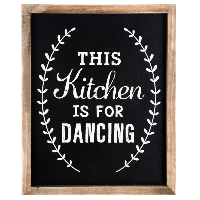 Kitchen Is For Dancing Wood Wall Decor Hobby Lobby 1290923